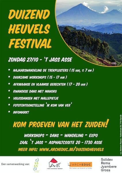 Duizend Heuvels Festival