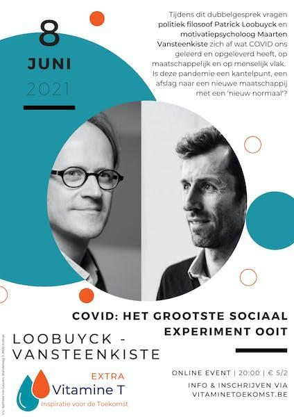 Vitamine T: Patrick Loobuyck en Maarten Vansteenkiste