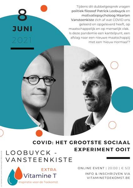 Affiche Loobuyck en Vansteenkiste