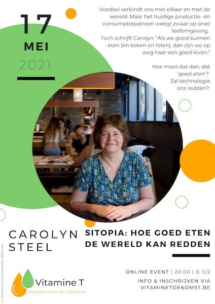 Affiche Carolyn Steel