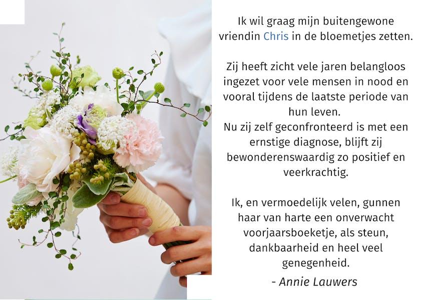Boeket bloemen 1 3