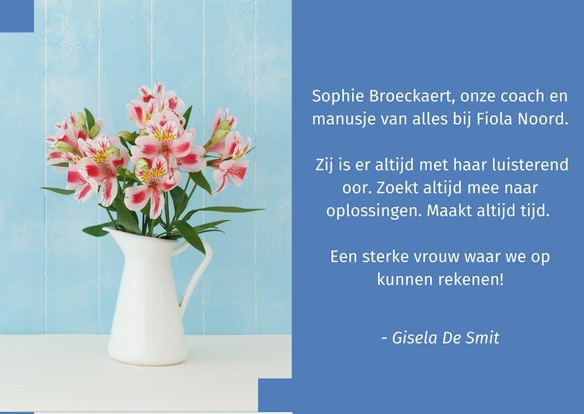 Boeket bloemen 1 8